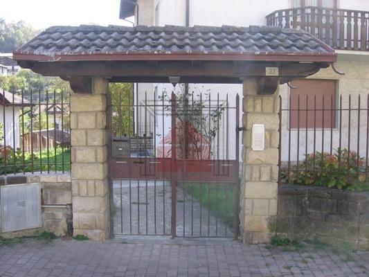 tettoia ingresso