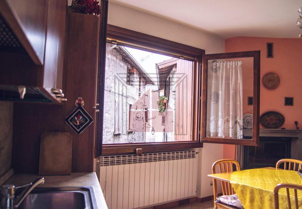 finestra del soggiorno